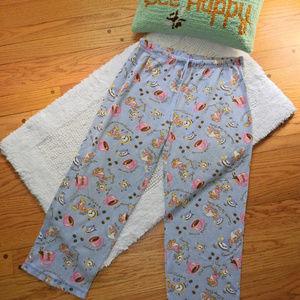Disney Grumpy Thermal Lounge Pants Large